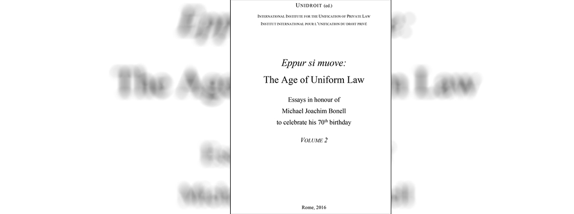 Eppur si muove: The Age of Uniform Law
